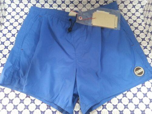 105 Piscina Tasche Costume Azzurro Boxer Con Mare Coulisse Colmar 7230de IFx0zqw0a