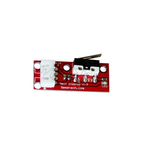 5PCS CNC 3D Printer Mech Endstop Switch RepRap Makerbot Prusa Mendel RAMPS1.4