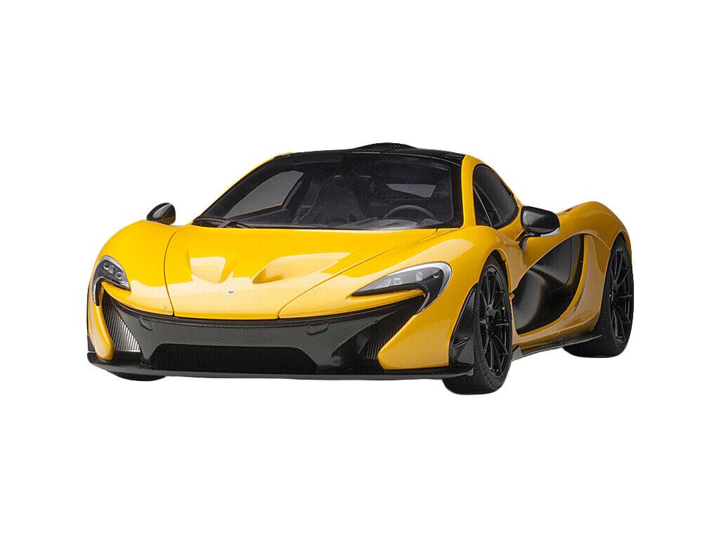 MCLAREN P1 VOLCANO YELLOW 1 12 MODEL CAR BY AUTOART 12242