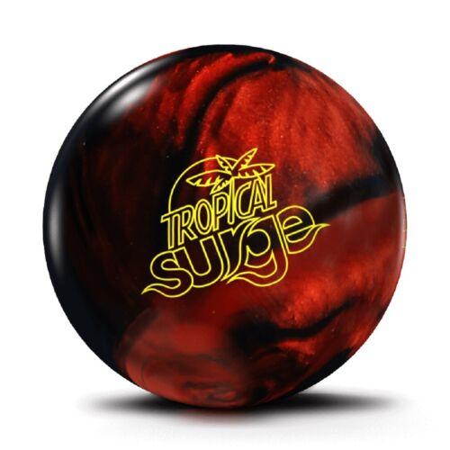 13lb Storm Tropical Surge Hybrid Reactive Bowling Ball Color Black//Copper