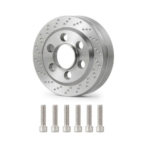 """Stainless Steel Wheel Weights For 1.9/"""" /& 2.2/"""" Beadlock Rims Wraith D90 1//10 RC"""