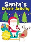 Santa's Sticker Activity by Autumn Publishing Ltd (Paperback, 2014)