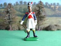 Esci Napoleonic French grenadier sapper 1/35 painted