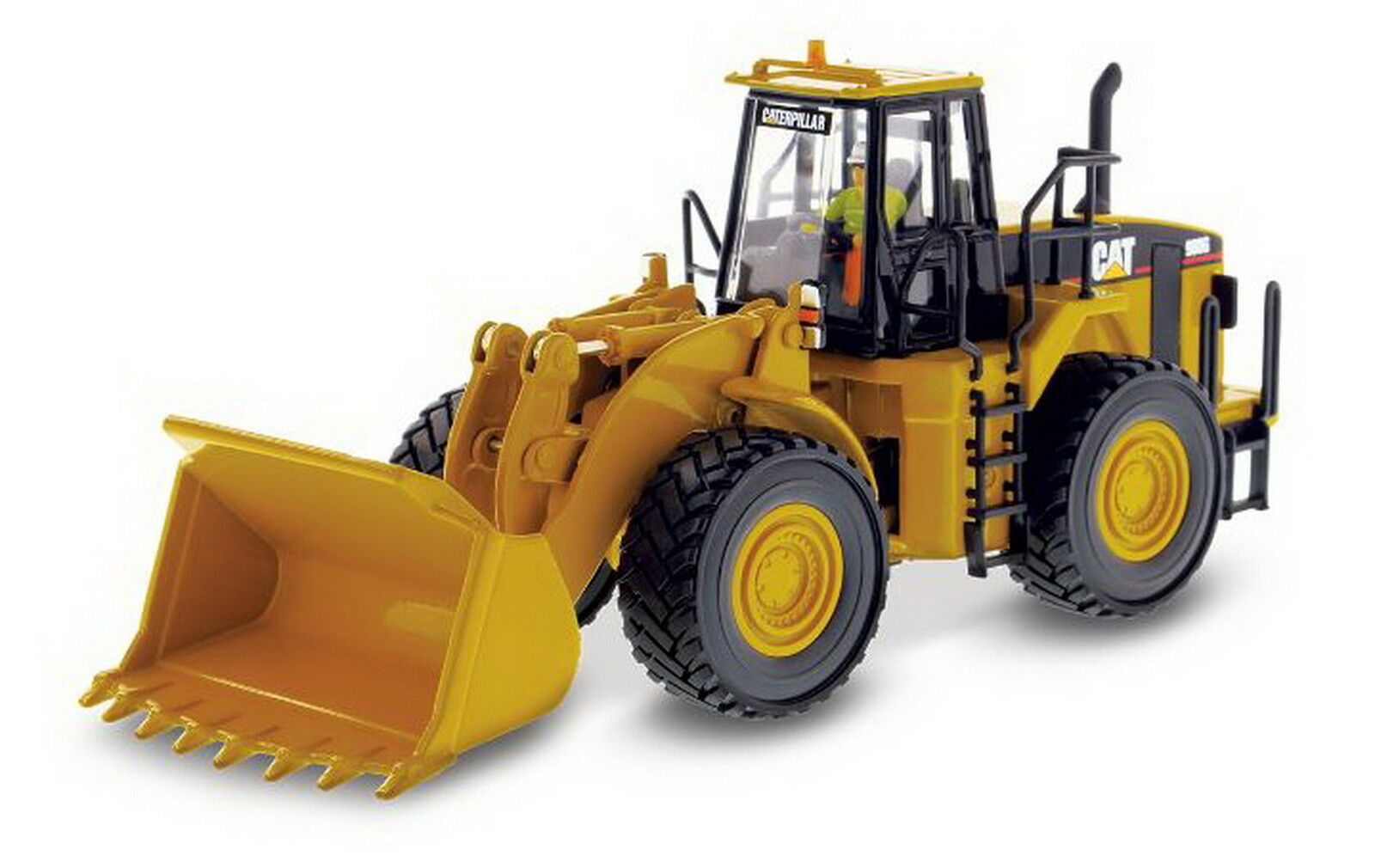 1 50 DM Caterpillar Cat 980G Wheel Loader Diecast Models