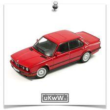 AutoArt 1/43 - Bmw M 5 1987 rouge