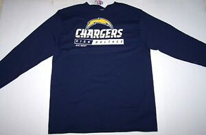 9edf83b2ee Nwt New Los Angeles Chargers Football NFL Logo Top Muscle Shirt Tee ...