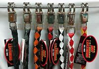 get Back 36 Inch Biker Motorcycle Whip Leather Chrome Plated Multiple Colors
