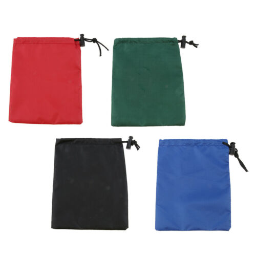 4 Colors Waterproof Drawstring Pouch Bag Hand Tote Case Stuff Sack