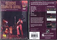 Hal Leonard Creedence Clearwater Revival Guitar Instruction DVD 20