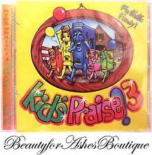 Psalty's Funtastic Family Kids Praise 3 & Worship Singalong Songs Childrens CD