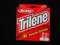 Berkley Trilene Super Strong Xl Smooth Casting