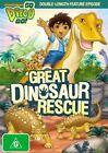 Go Diego Go! - Great Dinosaur Rescue (DVD, 2010)