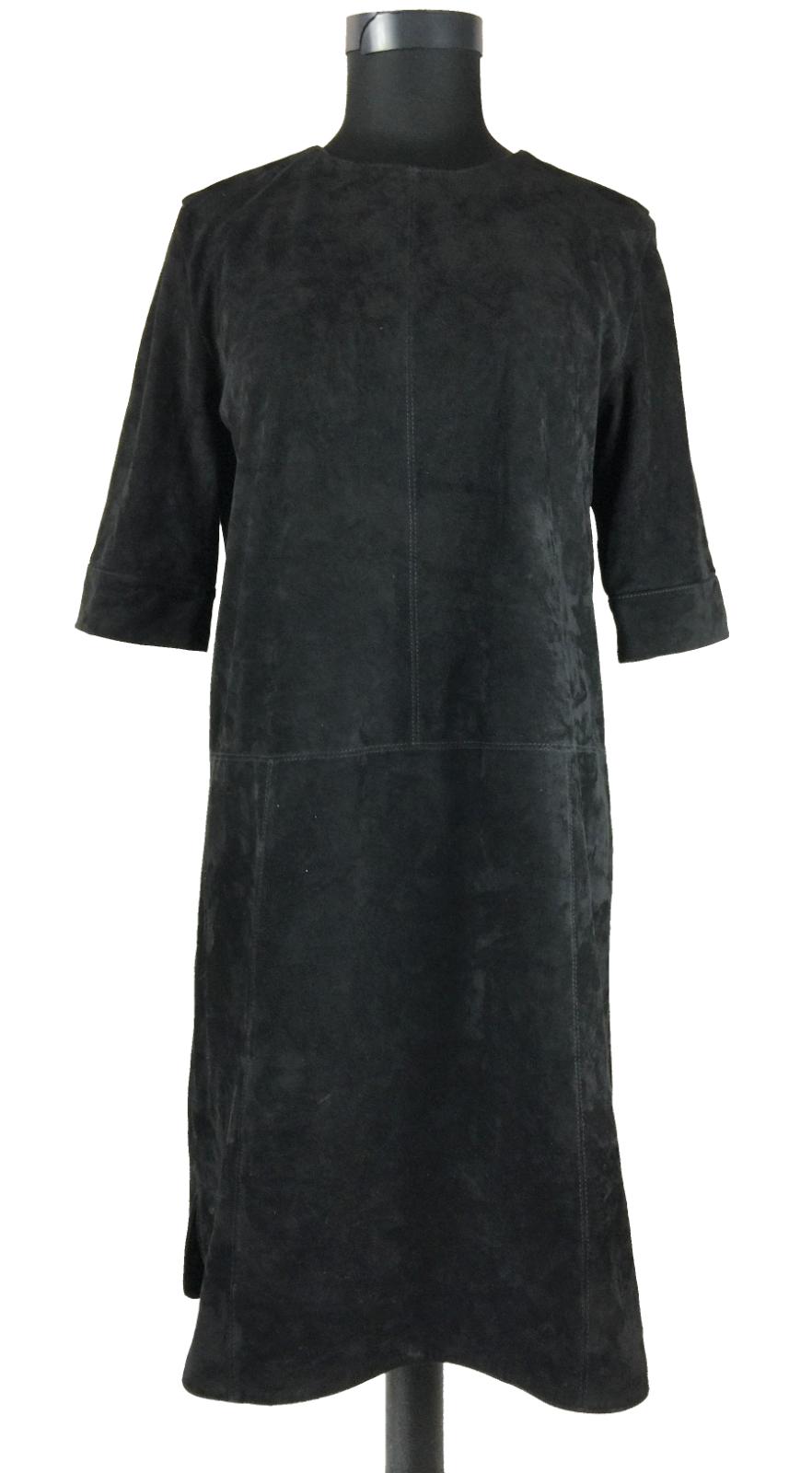 Depeche Denmark Womens Suede Dress gr.38 Suede