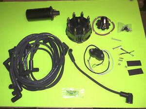 Mercruiser Thunderbolt V8 Ignition Sensor Tune Up Cap Rotor Plug