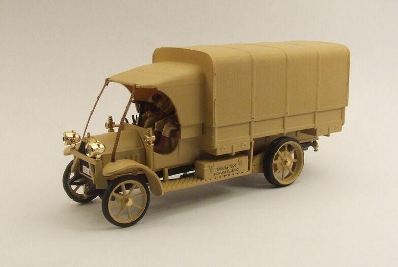 precios mas baratos Rio 4378.P - Fiat 18 BL Armée Armée Armée Italienne roi du désert avec 2 figurines 1918 1 43  precio al por mayor