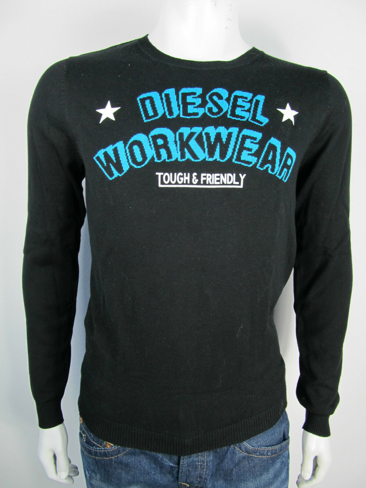 DIESEL Pull K-Cika 900 Sweater Pullover Shirt Neu M