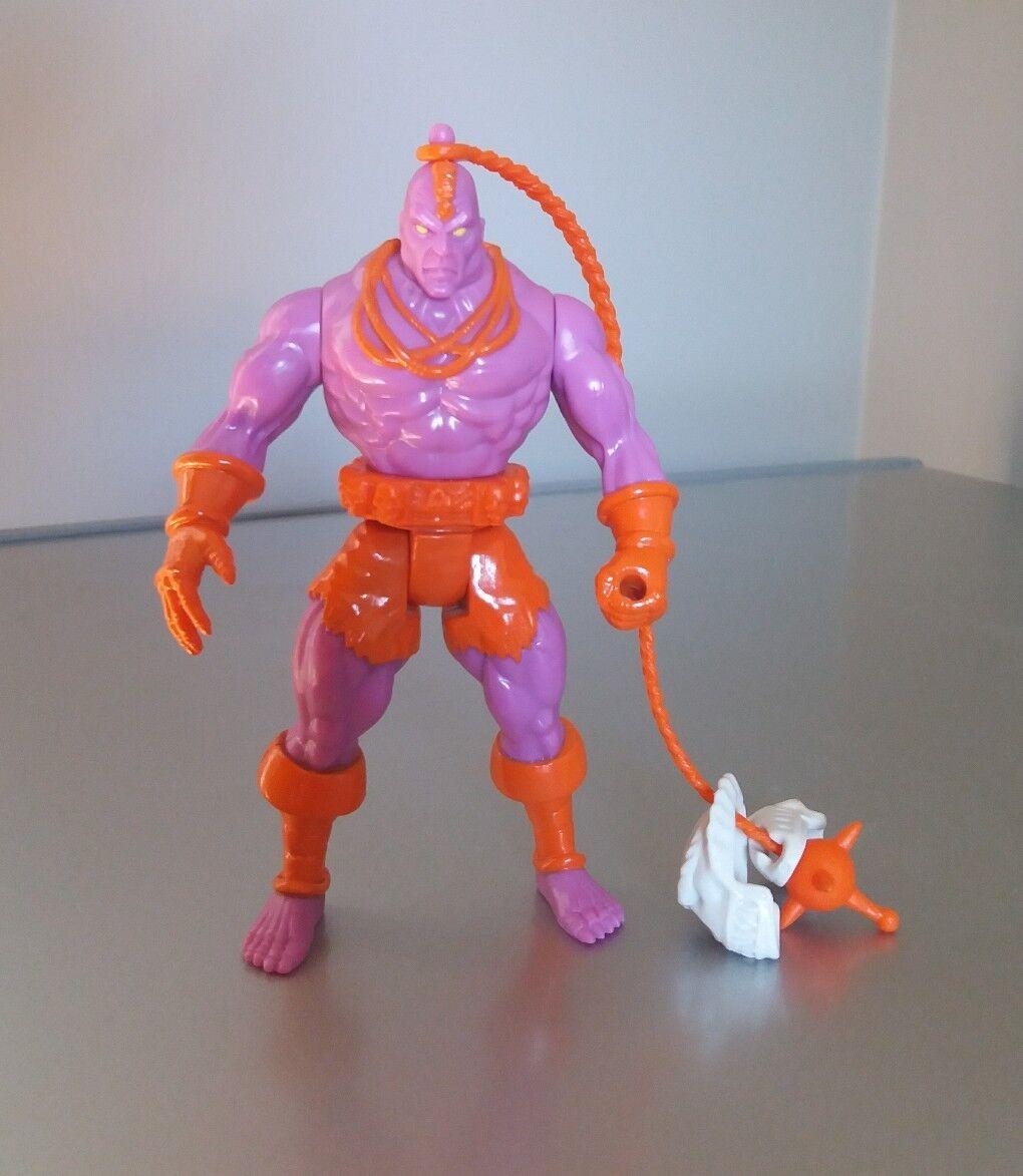 Très RARE MARVEL X-Men-X-Force Krule Action Figure 1993 100% COMPLET TOY BIZ