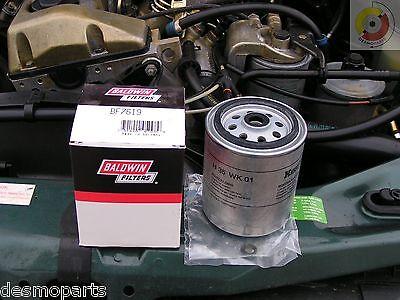 Mercedes Diesel Fuel Filter BF7619 Baldwin Fuel Filter 300D 300SD S350D  E300D | eBayeBay