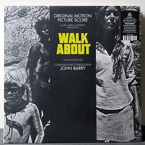 039-WALKABOUT-039-Soundtrack-Vinyl-LP-John-Barry-Australian-Cult-Movie-NEW