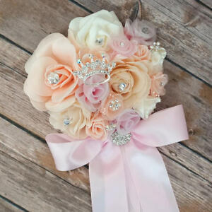 Mommy to be corsage baby girl pink silk flower brooch pin baby image is loading mommy to be corsage baby girl pink silk mightylinksfo