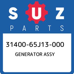 31400-65J13-000-Suzuki-Generator-assy-3140065J13000-New-Genuine-OEM-Part