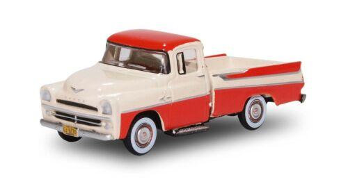 Dodge D100 Sweptside Pick-up´´57,Rot #NEU OVP# BUSCH 201129474 Spur H0 OX
