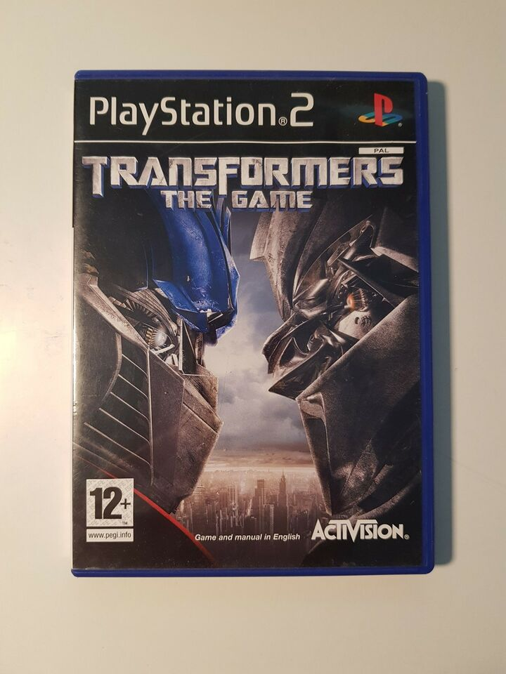 Transformers, PS2
