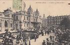 MONTE-CARLO 969 le casino et l'hôtel de paris timbrée monaco