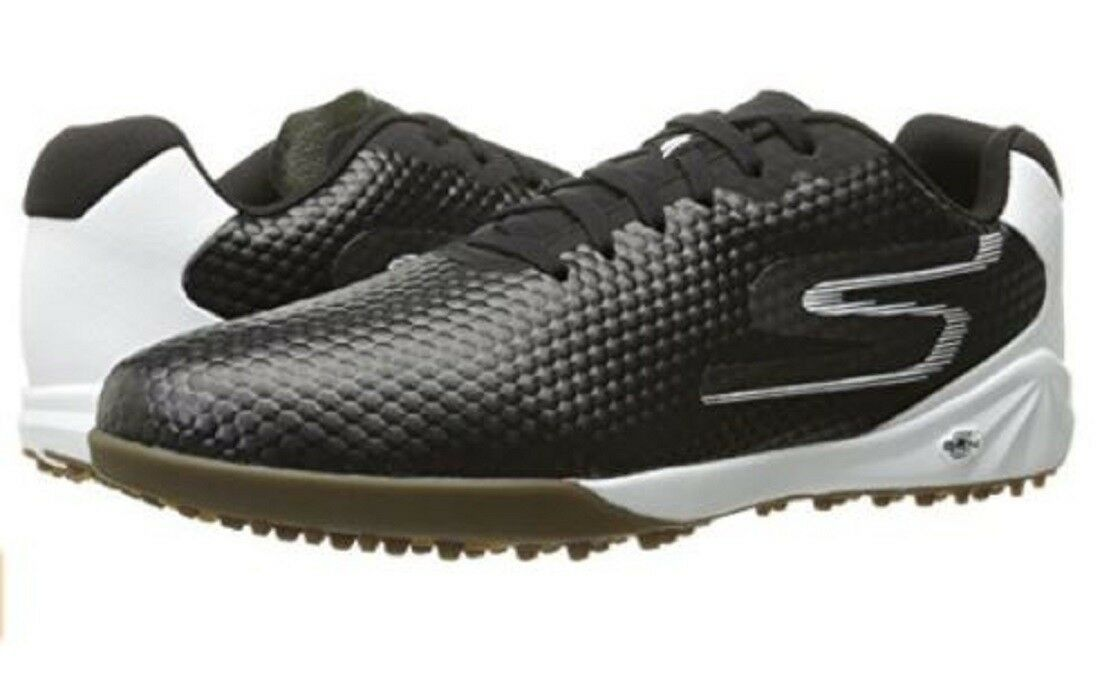 Skechers Performance NEW Mens Go Soccer Hexgo Soccer Shoes 54901/BKW size 11 Price reduction