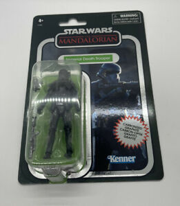 Star Wars Vintage Collection The Mandalorian Imperial Death Trooper Carbonized