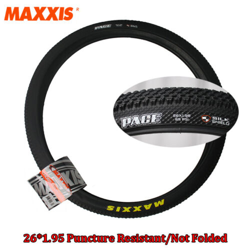 1//2PCS MAXXIS M333 MTB Bicycle Tyre 35-65PSI Wheelset Rim M333 PACE Tires 60TPI