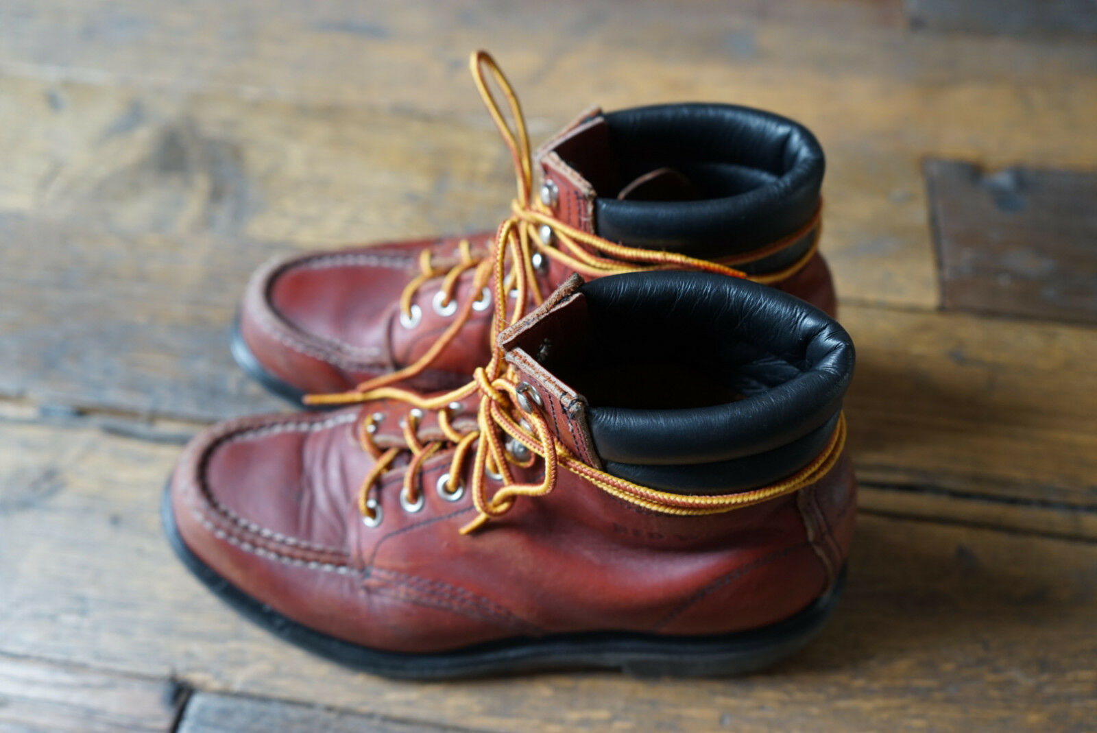 RED Wing Moc Toe 8804