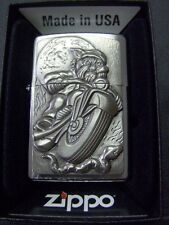 Zippo Sturmfeuerzeug Baika 3 D Emblem