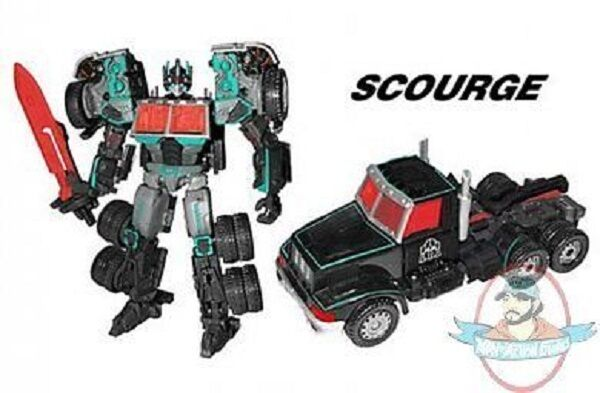 Transformers 2012 Subscription Figure Scourge by Hasbro