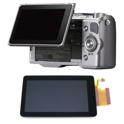 Sony NEX-5N Camera LCD Screen Display Monitor With Frame Replacement Part Silver