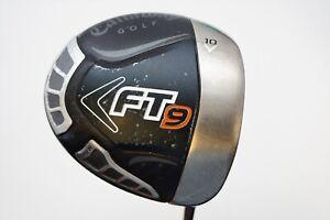 Callaway-Ft-9-10-Degree-Driver-Stiff-Flex-Fujikura-Graphite-0806464-Right-Handed