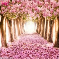 Wedding Flower Vinyl Photography Props Studio Background Backdrops 3x5ft 14-402