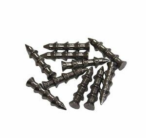 Harmonie-societe-de-Peche-10-Pack-Tungstene-Nail-poids-Choisir-Taille
