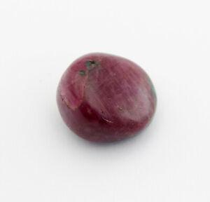 Nature Rubin Tumbled Stone Gemstone Healing Decoration Minerals Rarely Red 46