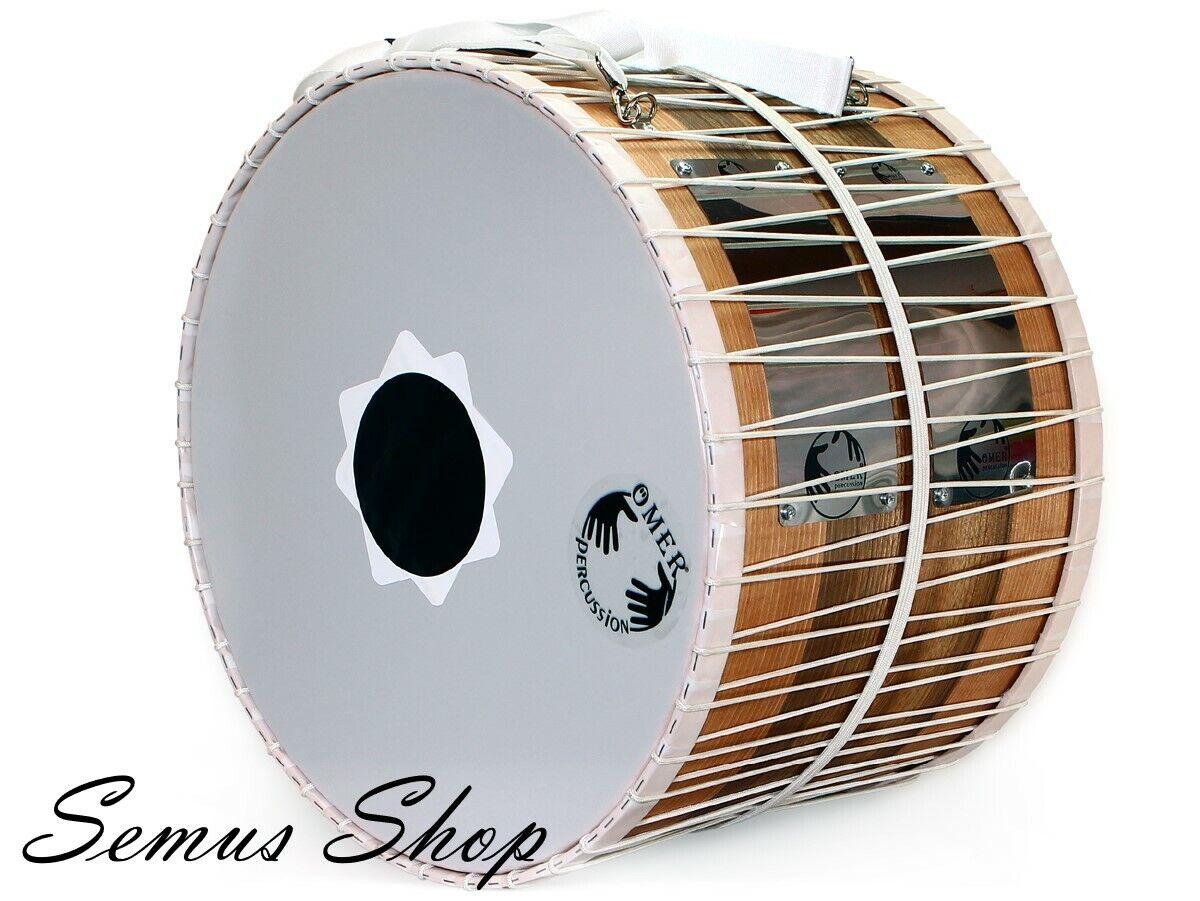 offerta speciale Orientale Professional 53 53 53 Cm. Davul Dhol Batteria Noce 100% Fatto Mano (4)  acquista marca
