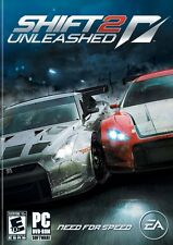 PC DVD Game Need for Speed Shift Unleashed 2 limited Edition new