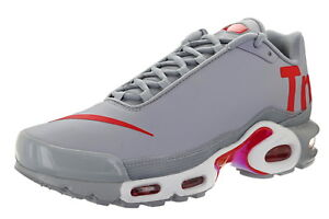 Nike Air Max Plus Men's Casual Shoes Wolf GreySpeed