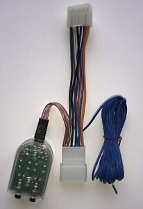 Toyota-Lexus-Scion-Factory-Radio-Add-A-Subwoofer-Amplifier-Plug-amp-Play-Harness