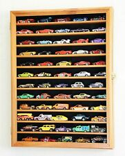Hot Wheels / Matchbox Display Case Cabinet w/ 98% UV Protection Door Model Cars