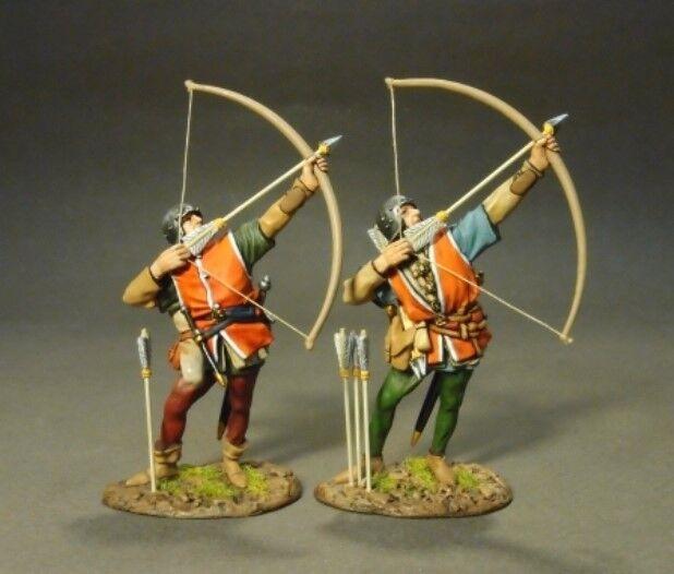 John Jenkins Designs OXLANC-15 Wars Of The pinks Lancastrian Archers Archers Archers Collectible f8de0c