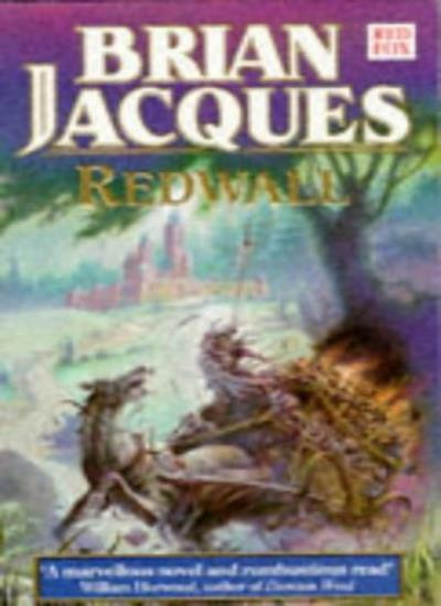 Redwall By Brian Jacques. 9780099512004