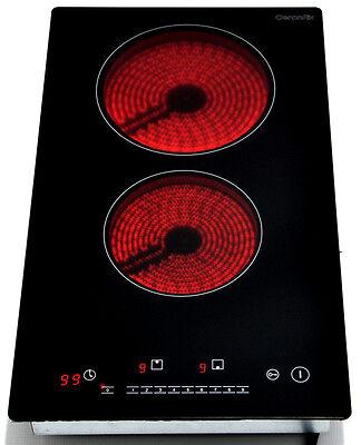 Domino Glaskeramikkochfeld Kochplatte EIinbaufähig VC-3002 - B-WARE