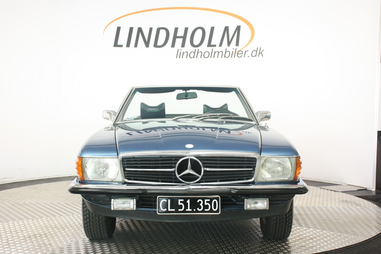 Mercedes 350 SL 1972