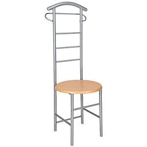 Valet-de-chambre-chaise-valet-de-nuit-vetements-rangement-cintre-penderie-siege