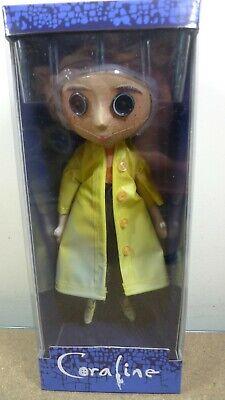"Neca Coraline Authentic Movie 10/"" Prop Replica doll"
